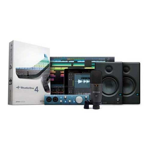 5. Presonus Studio One Recording Bundle