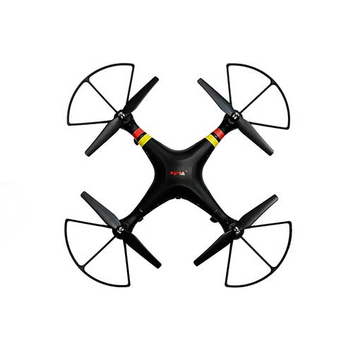 3. Syma X8W 2.4Ghz 4CH RC Headless FPV (Real Time) Quadcopter