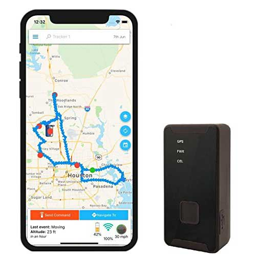 3. GPS Tracker - Optimus 2.0 by Optimus Tracker