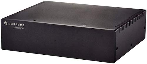 7. NuPrime The STA-6 Stereo Amplifier (High End Class A+D Hybrid Design)