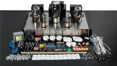 9. Nobsound FU-7 Tube Amplifier HiFi Class A Single-Ended Integrated Amp DIY KIT