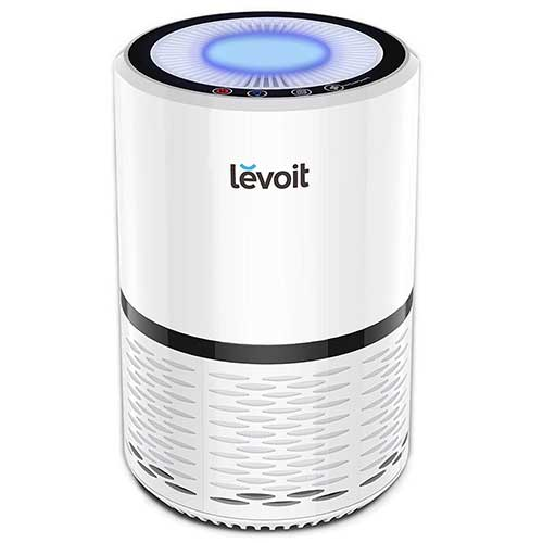 Best Air Purifier for Allergies and Pets 2. LEVOIT Air Purifier for Home Smokers Allergies and Pets Hair, True HEPA & High Efficiency Carbon Filter
