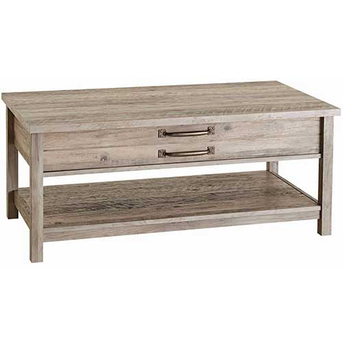 5. BHG Unique Style and Functionality with Modern Farmhouse Lift-Top Coffee Table