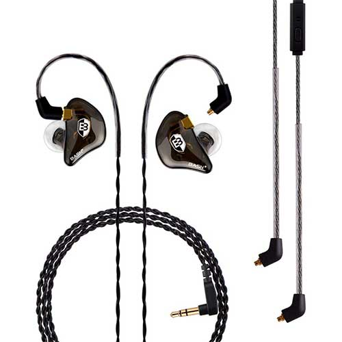 1. Basn Profesional In-Ear Monitor