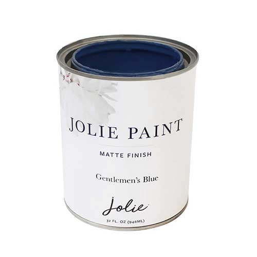 10. Jolie Paint - Matte Finish Paint for Furniture, cabinets, Floors, Walls, Home Decor and Accessories