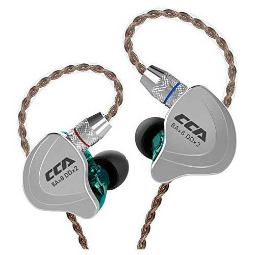 2. Cca C10 High-Performance In-Ear Monitor
