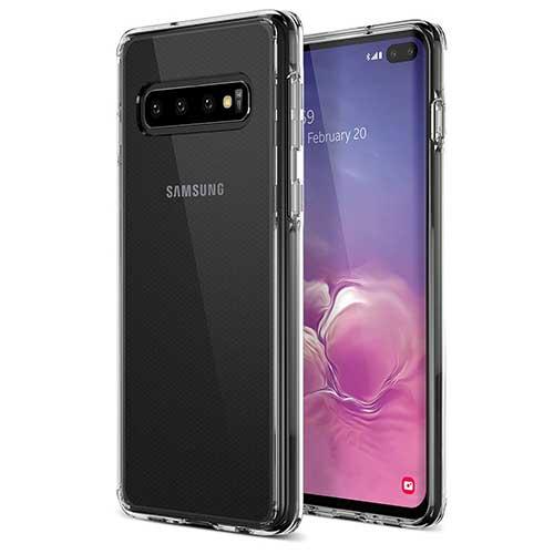 7. Trianium Clarium Case Designed for Galaxy S10 Plus Case (2019)