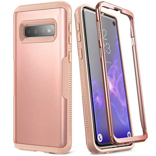 9. YOUMAKER Case for Galaxy S10
