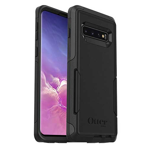 1. OtterBox COMMUTER SERIES Case for Galaxy S10