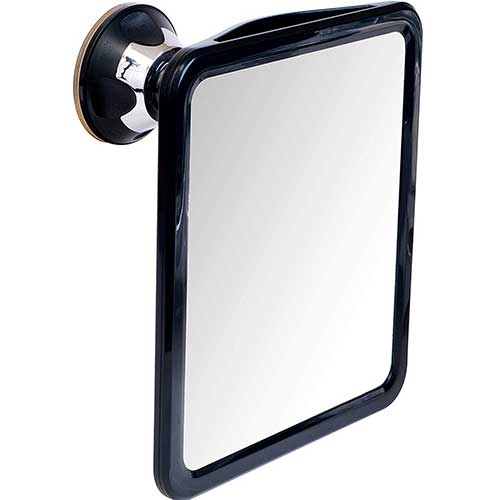 9. Mirrorvana 2019 Shatterproof Fogless Shower Mirror
