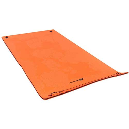 8. Goplus Floating Water Pad Mat.