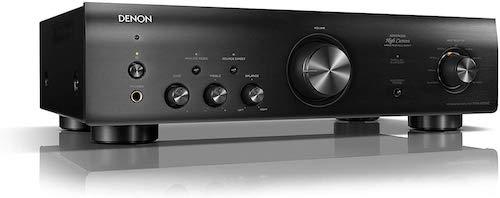 1. Denon PMA-600NE Stereo Integrated Amplifier