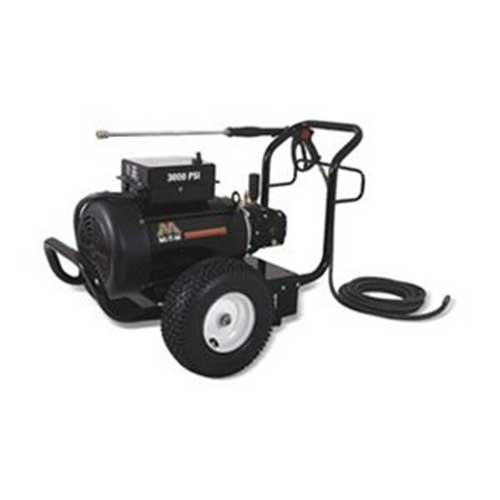 10. 3000 psi 3.9 gpm Cold Water Electric Pressure Washer
