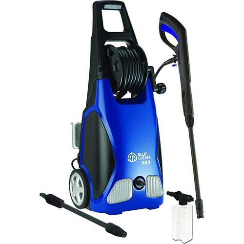 4. AR Blue Clean, AR383 1,900 PSI Electric Pressure Washer