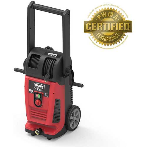 7. Mighty Clean MC1800 Electric Pressure Washer