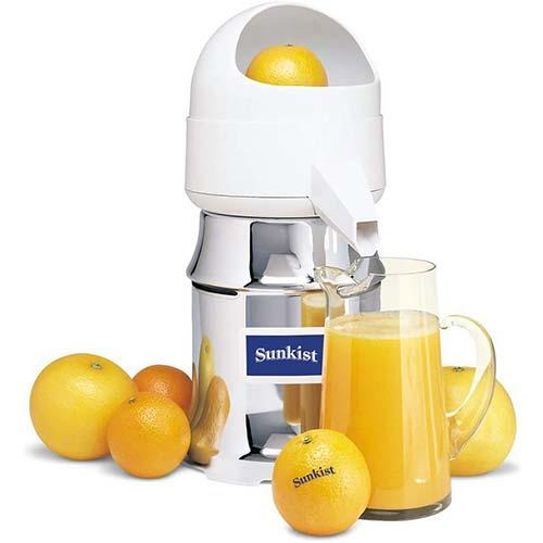 1. Sunkist Commercial Citrus Juicer