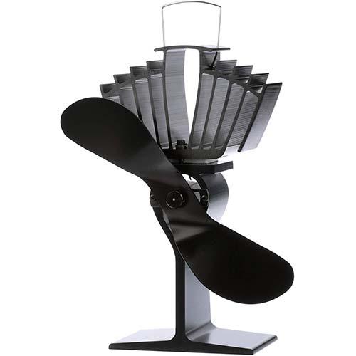 9. ECOFAN AirMax Wood Stove Fan