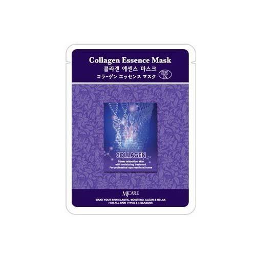 4. Cosmetic Collagen Facial Mask Sheet