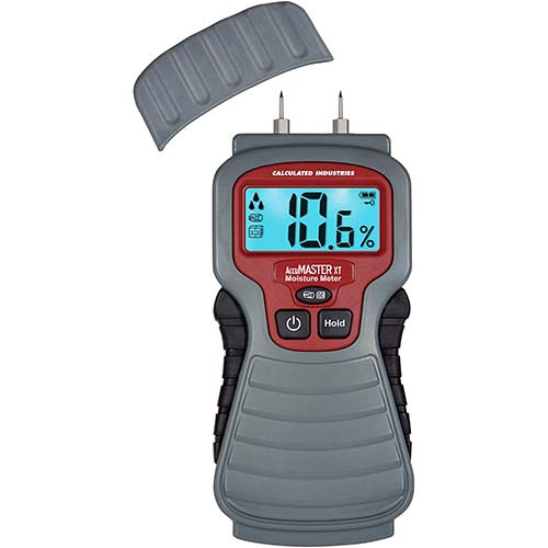 4. Calculated Industries 7440 AccuMASTER XT Digital Moisture Meter