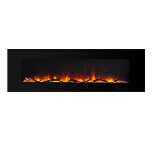 4. Value home 60 Inches Electric Fireplace
