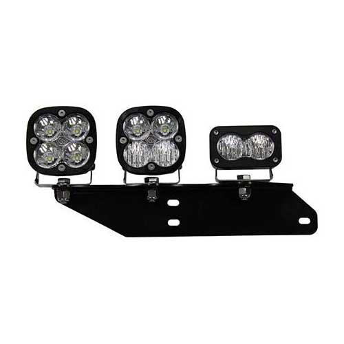 9. Baja Designs 2017 Ford F150 Raptor Unlimited LED Fog Light Kit