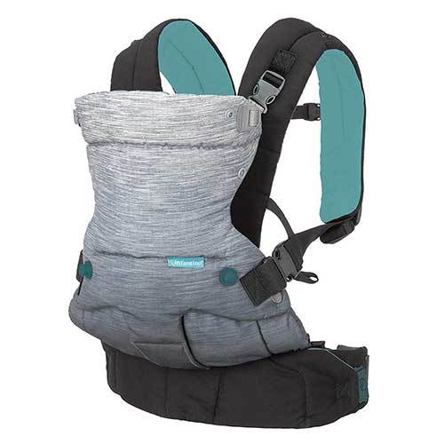 3. Infantino Go Forward Evolved Ergonomic Carrier