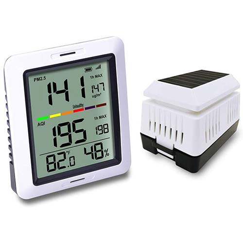 Top 10 Best Indoor Air Quality Monitors in 2019 Reviews