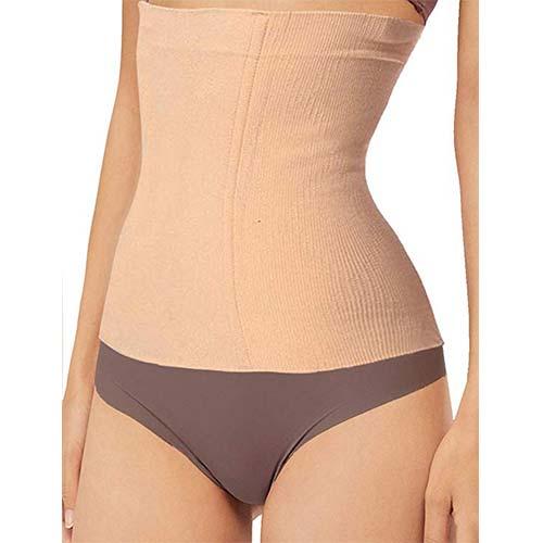 5. Women Waist Shapewear Belly Band Belt Body Shaper Cincher Tummy Control Girdle Wrap Postpartum Support Slimming Recovery