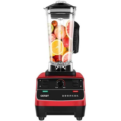 9. ALUS- Kitchen Appliances Commercial Semi-Automatic Juicer Blender with Ground Meat Function Nutritional Food Machine