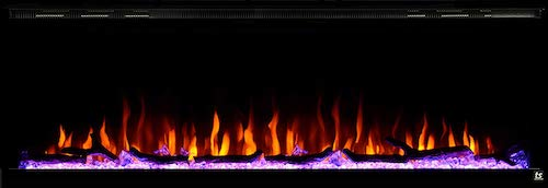 10. Touchstone 80037-Sideline Elite Electric Fireplace