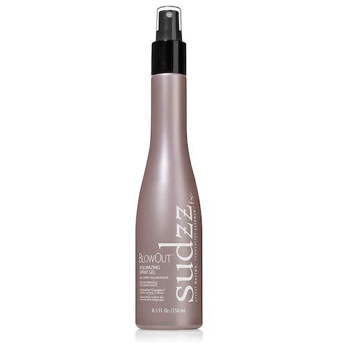 3. SUDZZFX BlowOut Volumizing Spray Gel