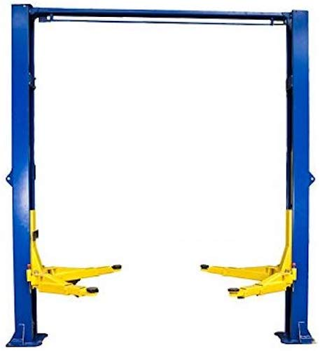 5. TRIUMPH NTO-9A 9000 Lbs Two Post Clear Floor Lift
