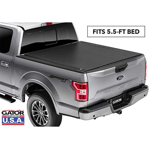 3. Gator ETX Soft Roll Up Truck Bed Tonneau Cover