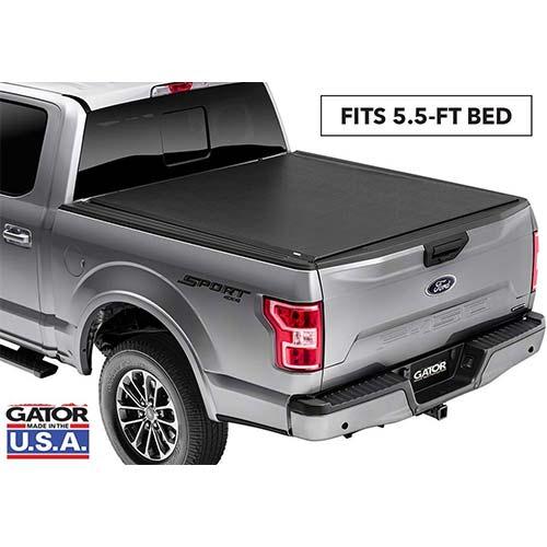 3. Gator ETX Soft Roll Up Truck Bed Tonneau Cover