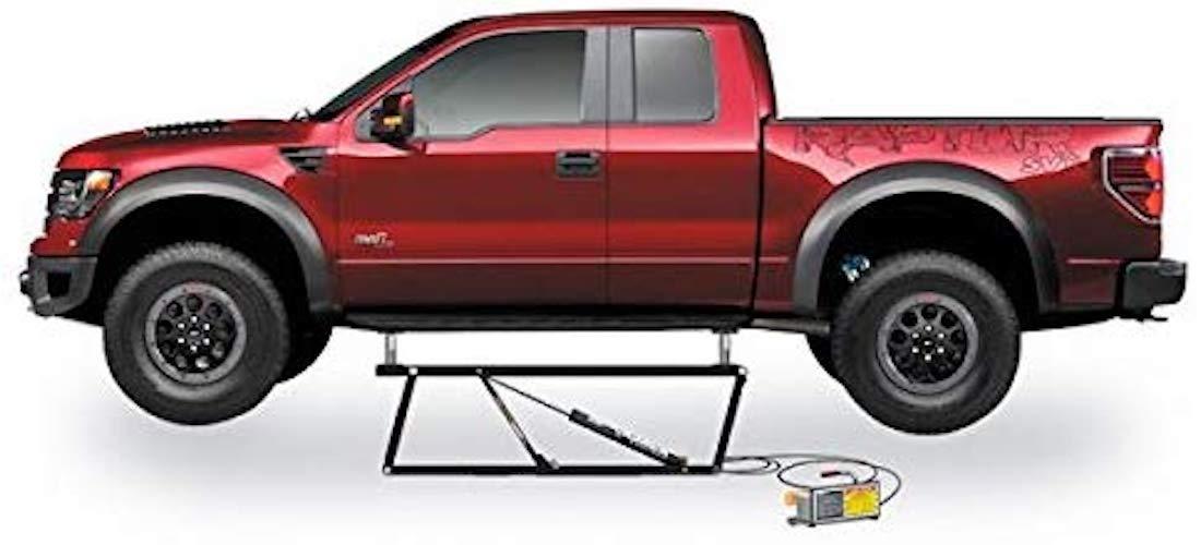 6. Ranger BL-7000SLX QuickJack Portable Car Lifting System