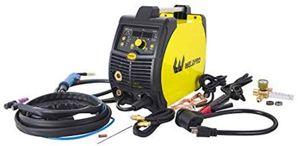 10. Weldpro 200 Amp Inverter Multi Process Welder
