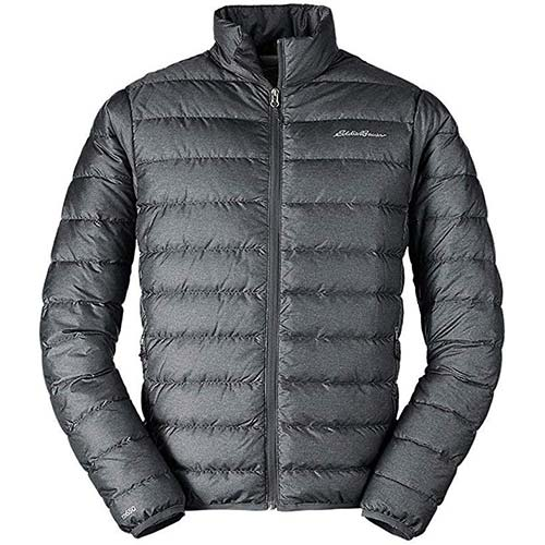 4. Eddie Bauer Men's CirrusLite Down Jacket
