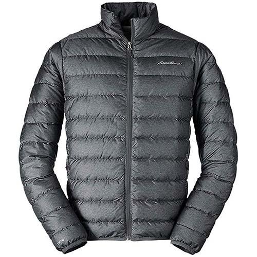 4. Eddie Bauer Men's CirrusLite Down Jacket