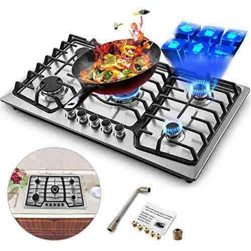 Top 10 Best 36 Inch Gas Cooktop with Downdraft in 2021 Reviews