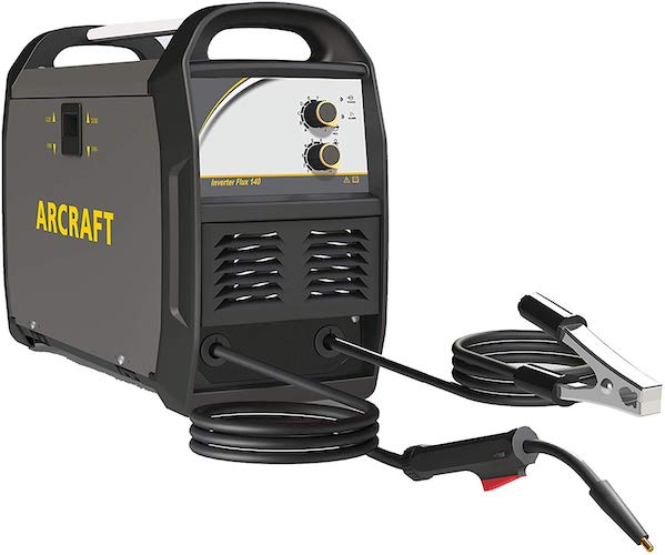 9. ARCRAFT Inverter Flux Core 140 Welder