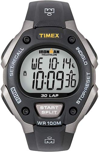 2. Timex Ironman Classic 30 Full-Size Watch