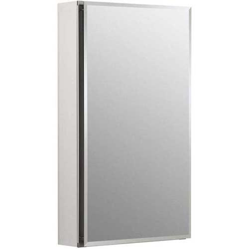 3. Kohler K-Cb-Clc1526Fs Frameless 15 Inch X 26 Inch Aluminum Bathroom Medicine Cabinet