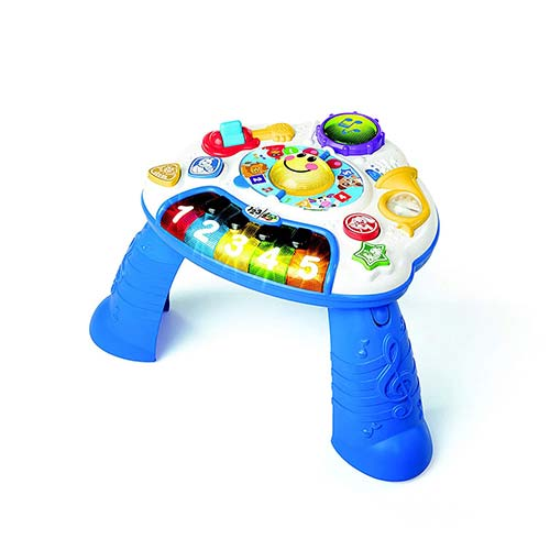 6. Baby Einstein Discovering Music Activity Table