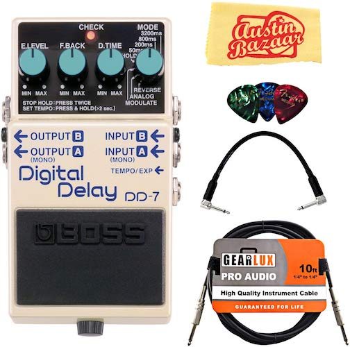 Top 10 Best Digital Delay Pedals in 2020 Reviews