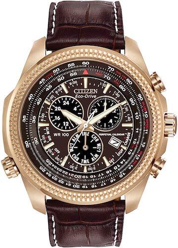 7. Citizen Men's Eco-Drive Chronograph Watch