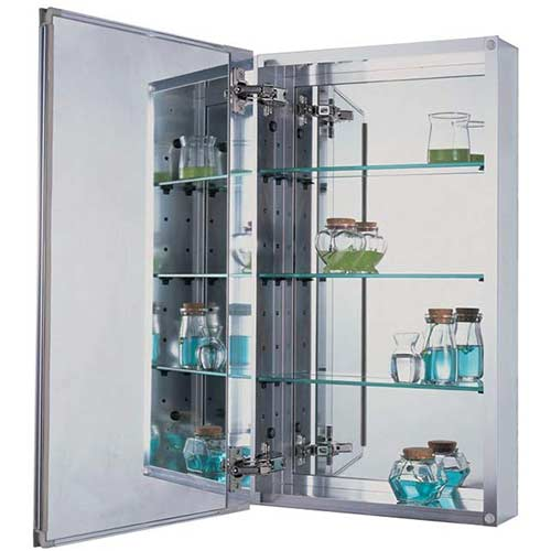 Top 10 Best Bathroom Recessed Medicine Cabinets with Mirrors in 2020 Reviews