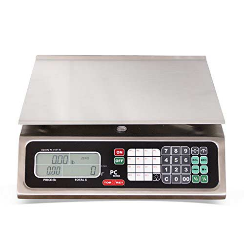 8. TORREY PC80L Electronic Price Computing Scale