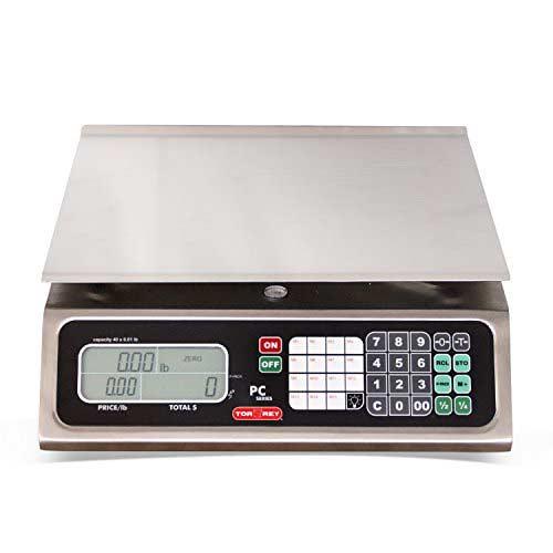 8. TORREY PC80L Electronic Price Computing Scale