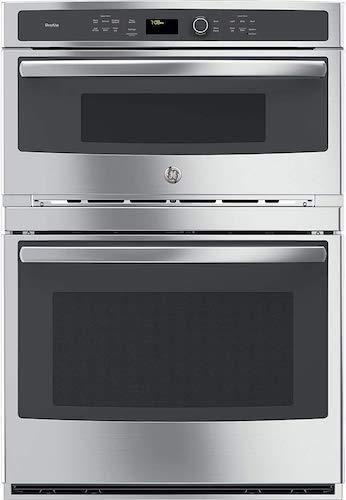 9.GE PT7800SHSS Microwave Wall Oven
