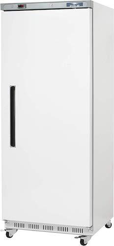 10. Arctic Air AWF25 Arctic Air AWF25 Single Door Reach-in Freezer